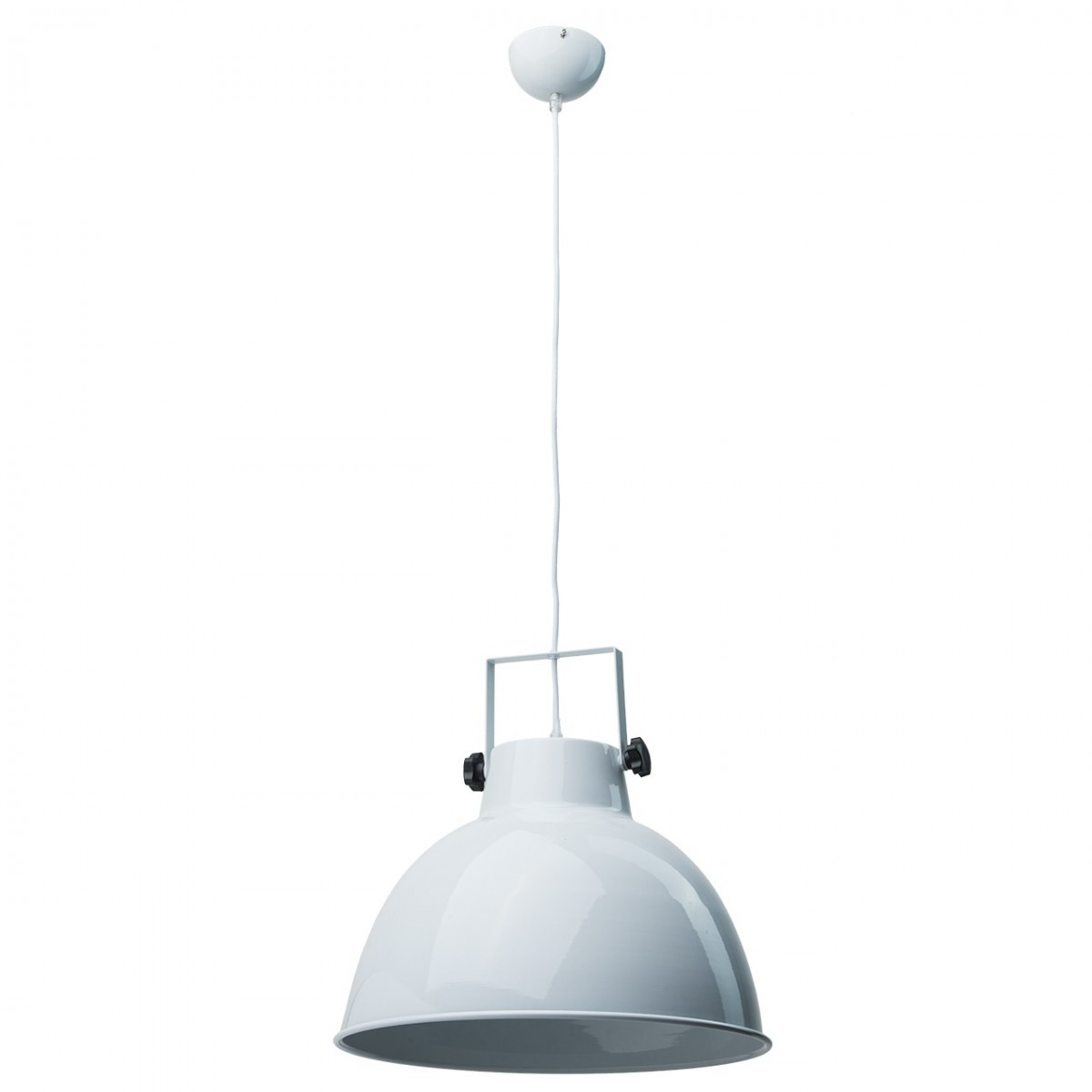 Suspension style industriel en m tal mooviin - Suspension type industriel ...