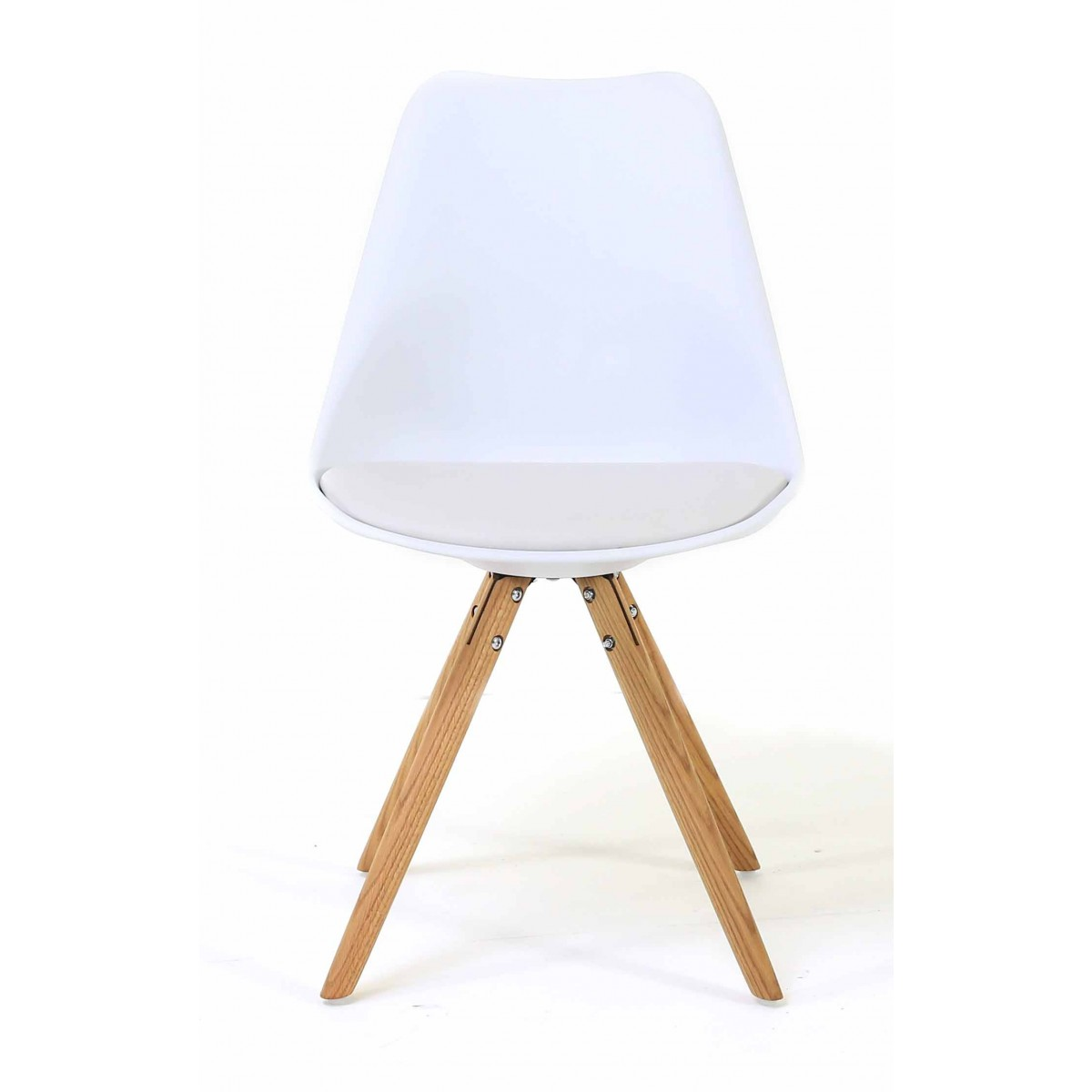 Chaise blanche - Chaise design blanche pas cher ...
