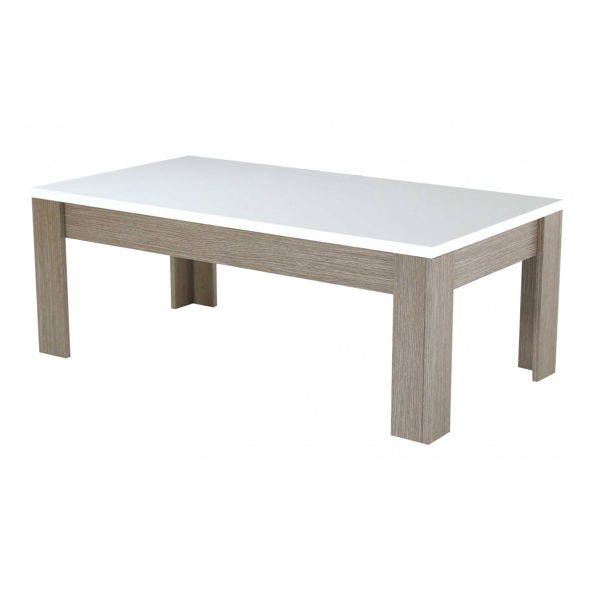 mobilier laque contemporain table basse