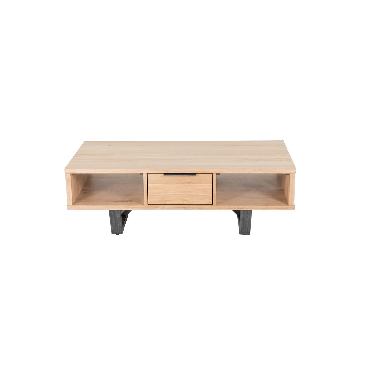 Table basse rectangulaire style contemporain 120 cm new - Table basse connectee ...