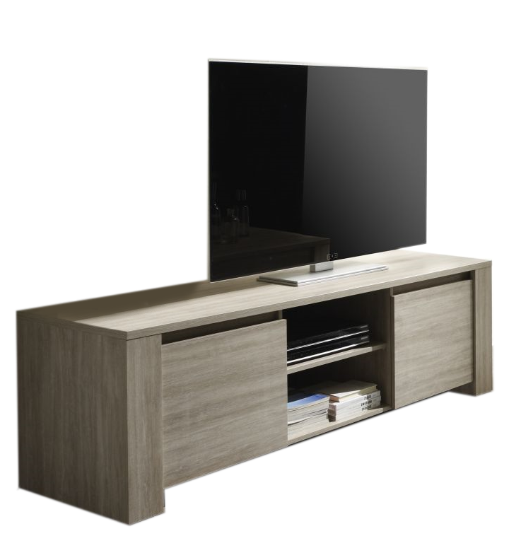 meuble tv bois la maison de valerie solutions pour la. Black Bedroom Furniture Sets. Home Design Ideas