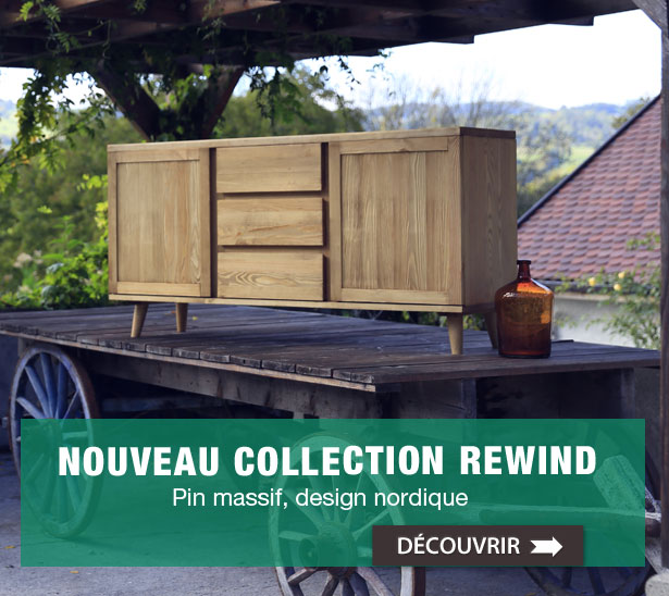 Nouvelle collection Rewind