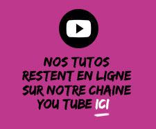 Nos tutos sur youtube